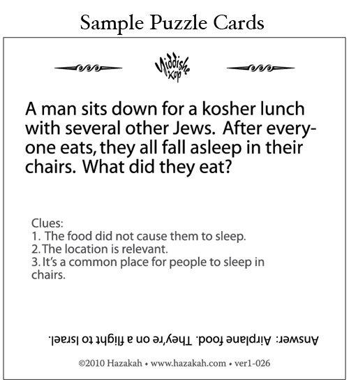 brain teasers and puzzles for adults